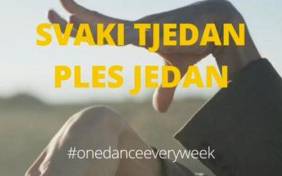 """Poziv na sudjelovanje u projektu """"Svaki tjedan ples jedan"""""""